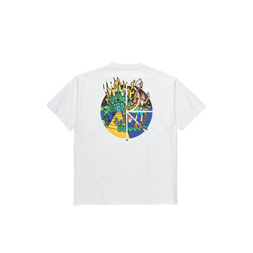 POLAR CASTLE FILL LOGO TEE